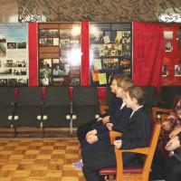 В Доме-музее Шагита Худайбердина прошёл музейный урок, посвящённый Дню Конституции Российской Федерации