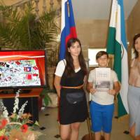 В День Государственного флага России Национальный музей Республики Башкортостан и его филиалы провели праздничные мероприятия