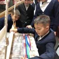 В Национальном музее Республики Башкортостан проводятся мастер-классы по ткачеству – народному виду искусства и ремесла
