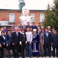 В Темясовском историко-краеведческом музее торжественно отпраздновали День Республики