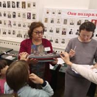 В Абзелиловском историко-краеведческом музее воспитанников детского дома познакомили с историей техники