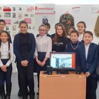 В Темясовском историко-краеведческом музее школьники познакомились с историей Сталинградской битвы