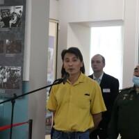 Сегодня в Национальном музее состоялось открытие обновленного зала «Башкортостан в годы Великой Отечественной войны в 1941-1945 гг.