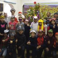 В Абзелиловском историко-краеведческом музее прошёл детский новогодний праздник