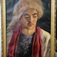 Музей Салавата Юлаева приглашает на выставку одной картины – «Салават Юлаев» Рашита Нурмухаметова
