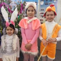 Темясовский историко-краеведческий музей провёл новогодний утренник для детей из многодетных семей