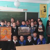 Абзелиловский историко-краеведческий музей представил выездную выставку картин Ахмата Лутфуллина