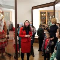 В Международный женский день Национальный музей Республики Башкортостан и его филиалы бесплатно принимали посетителей и провели праздничные мероприятия