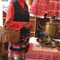 Темясовский историко-краеведческий музей представил этнографическую выставку в Темясовской модельной сельской библиотеке