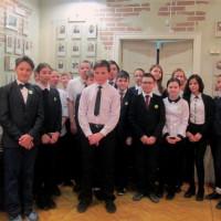 В Туймазинском историко-краеведческом музее прошёл урок мужества ко Дню Героев Отечества