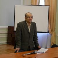 В Национальном музее РБ состоялась встреча с известным краеведом и исследователем истории Уфы В.Н. Буравцовым
