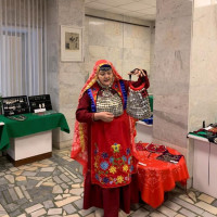 В Музее Салавата Юлаева изучили особенности национального костюма северо-восточных башкир