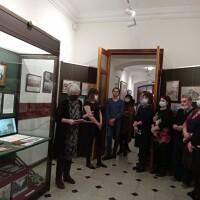 9 марта в Национальном музее открылась выставка «Содружество трех архитекторов в истории Национального музея Республики Башкортостан»