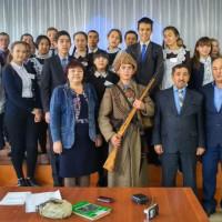 Дом-музей Шагита Худайбердина познакомил школьников села Темясово с государственной деятельностью Шагита Худайбердина