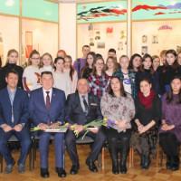 В Доме-музее Шагита Худайбердина прошла встреча студентов с ветеранами Афганской войны