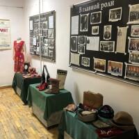Накануне Всемирного дня театра Дюртюлинский историко-краеведческий музей представил выставку о народном театре