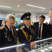 Национальный музей Республики Башкортостан принял участие в мероприятиях, посвященных 74-й годовщине Победы в Великой Отечественной войне 1941-1945 гг