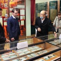 Дом-музей Шагита Худайбердина приглашает на выставку «Уфа в открытках»