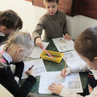Мероприятие «Мир заповедной природы» для учащихся общеобразовательной школы №14