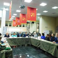 Национальный музей Республики Башкортостан принял участие в круглом столе «Роль движения Сопротивления в освобождении Европы от нацизма»