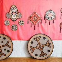 Туймазинский историко-краеведческий музей приглашает на выставку художественных изделий из кожи