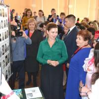 Дюртюлинский историко-краеведческий музей представил выставку на зональном форуме, посвящённом Дню матери