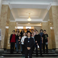 26 января 2020 года, в канун 76-й годовщины снятия блокады Ленинграда, в Национальном музее Республики Башкортостан прошло мероприятие