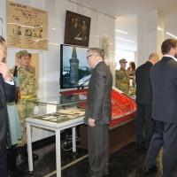 23 февраля 2020 года, прошла выставка посвященная 112 Башкирской кавалерийской дивизии