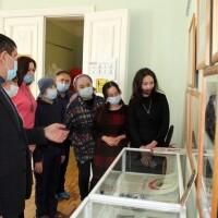 Выставка документов, фотографий и книг «Ш.А. Худайбердин: воин, политик и журналист»