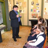 В Дюртюлинском историко-краеведческом музее школьники познакомились с башкирской народной сказкой