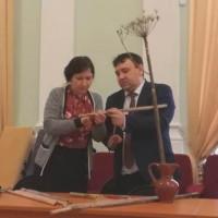 В Национальном музее Республики Башкортостан стартовали культурно-образовательные мероприятия «Халҡым моңо» – «Мелодия народа»