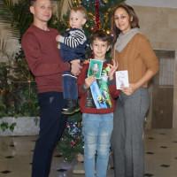 В рамках новогодней акции «Ура, каникулы!» 2 января 2020 года в Национальном музее Республики Башкортостан прошел квест «В семье единой, дружной»