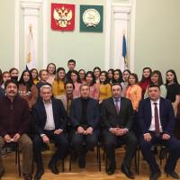 Дню смеха было посвящено заседание Литературной гостиной Национального музея Республики Башкортостан