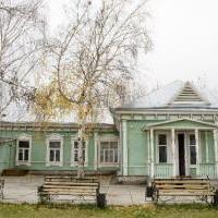 Мемориальный дом-музей  А. Э. Тюлькина – филиал