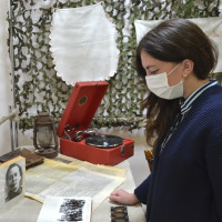 Дюртюлинский историко-краеведческий музей приглашает на выставку, посвящённую 75-летию Великой Победы и Дню памяти и скорби