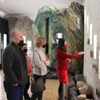 Национальный музей Республики Башкортостан посетили гости из Москвы.