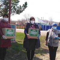 Сотрудники Национального музея Республики Башкортостан и его филиалов участвуют в волонтёрском движении