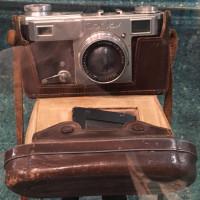 Музей Ахмет Заки Валиди представляет виртуальную выставку фотоаппарата Ахмет Заки Валиди