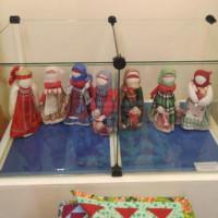 Музей семьи Аксаковых принимает участие в районной выставке декоративно-прикладного искусства