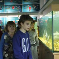 В Национальном музее Республики Башкортостан состоялось открытие обновленного зала «Водный мир Республики Башкортостан»