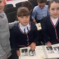 В Темясовском историко-краеведческом музее прошёл урок мужества в преддверии 74-й годовщины Великой Победы