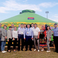 12 июля 2019 года Национальный музей РБ принял участие в празднике «Сабантуй» на территории ипподрома «Акбузат»
