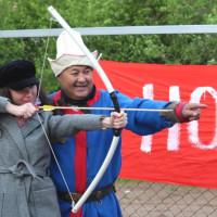 В Международный день защиты детей Дом-музей Шагита Худайбердина приглашает научиться стрелять из лука и познакомиться со сказочными драконами