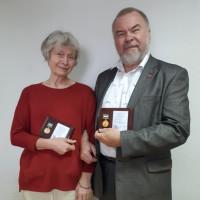 Сотрудников Национального музея Республики Башкортостан наградили юбилейными медалями к 100-летию образования Республики Башкортостан