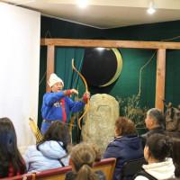 Дом-музей Шагита Худайбердина приглашает научиться стрелять из лука