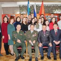 В Доме-музее Шагита Худайбердина прошёл урок мужества, посвящённый 30-летию вывода советских войск из Афганистана
