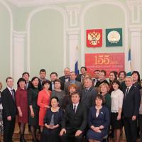 Национальный музей Республики Башкортостан отмечает в этом году 155-летие со дня основания. 23 апреля 2019 года в музее состоялось торжественное мероприятие, посвященное юбилею