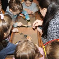 В Национальном музее Республики Башкортостан школьники совершили путешествие в прошлое