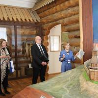 22 мая 2019 года Национальный музей Республики Башкортостан посетил Чрезвычайный и Полномочный Посол Финляндской Республики в Российской Федерации Микко Хаутал