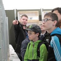 Национальный музей Республики Башкортостан посетили воспитанники Уфимской коррекционной школы-интернат №28 для слепых и слабовидящих обучающихся